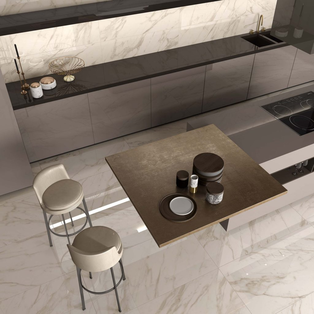 Marble Beauty Carrara Crema
