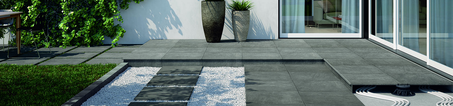Lemmens Tegels   Keramische tegels - tuin & terras